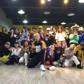 天津街舞培训:世界级超强阵容大师课来袭